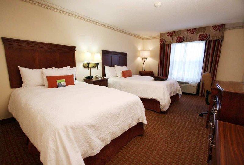 Hampton Inn & Suites Memphis-Wolfchase Galleria Szobakilátás