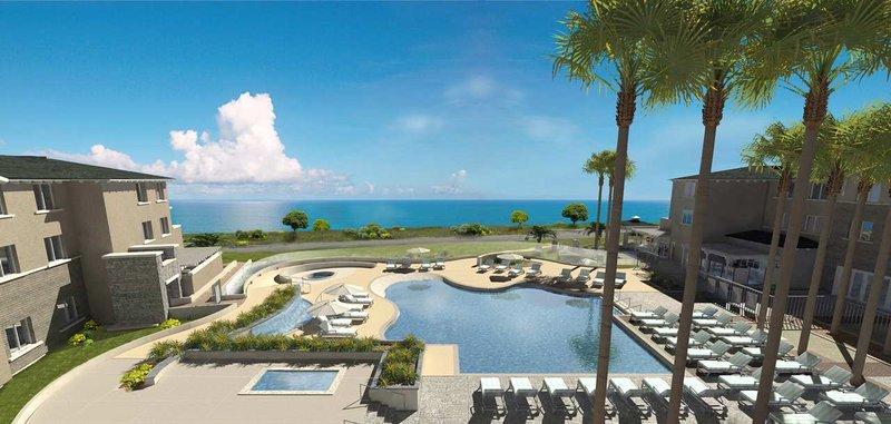 Hilton Carlsbad Oceanfront Resort and Spa Poolansicht