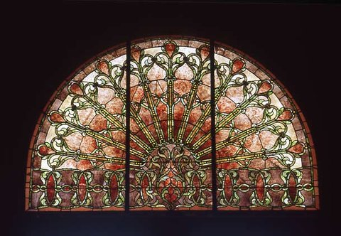 Union Station Hotel, Autograph Collection - Stained Glass Window