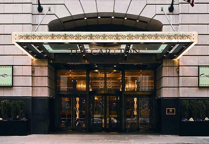 Carlton Hotel, Autograph Collection Außenansicht