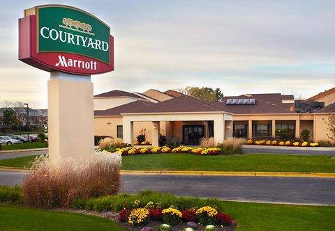 Courtyard By Marriott Chicago Arlington Heights / South Hotel - Exterior