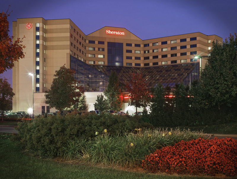 Sheraton Detroit Metro Airport