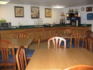 Knights Inn Athens - Breakfast Area
