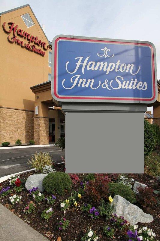 Hampton Inn & Suites Seattle-Downtown 外景
