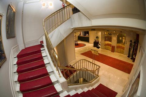 Ercilla Lopez De Haro Hotel - Interior