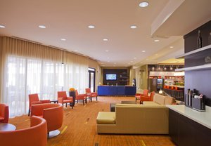 Lobby - Courtyard by Marriott Hotel Charlotte Airport
