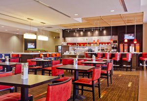 Restaurant - Courtyard by Marriott Hotel Charlotte Airport