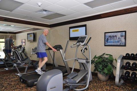 Hampton Inn & Suites Nashville - Green Hills - Fitness Center
