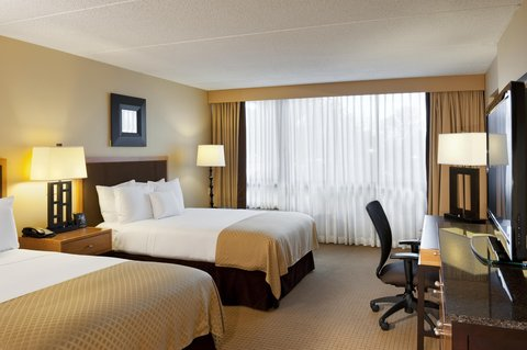 DoubleTree by Hilton Chicago - Arlington Heights - Double Beds Room