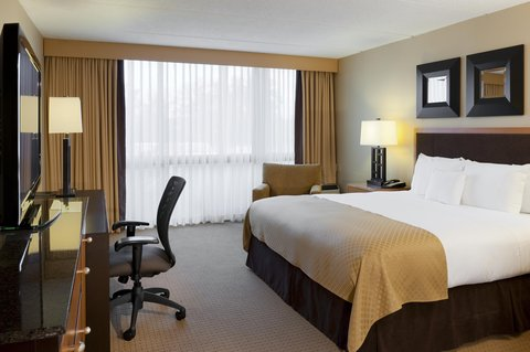 DoubleTree by Hilton Chicago - Arlington Heights - Non-Smoking King