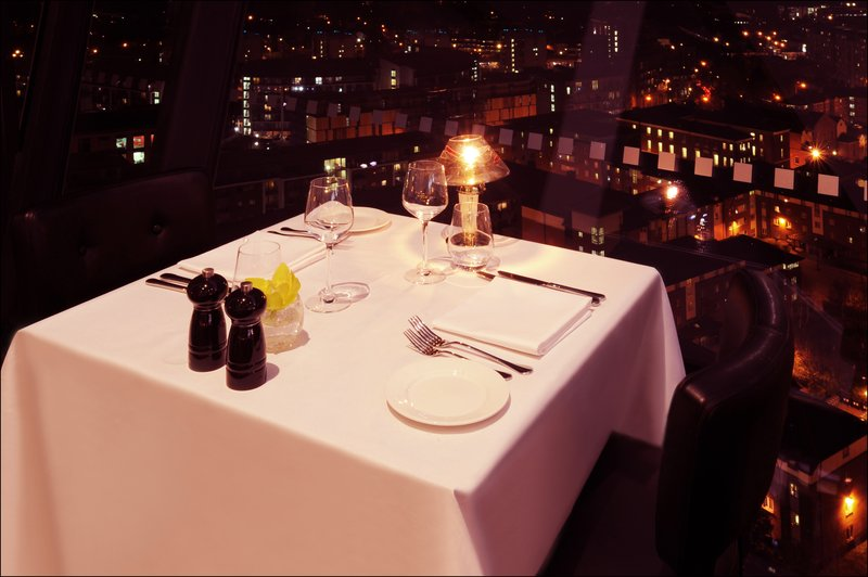 Hotel Indigo Birmingham Gastronomie