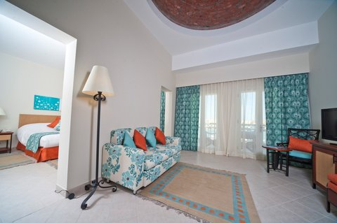 Fanadir Hotel El Gouna adults only - Fanadir Hotel Ambassador Suite