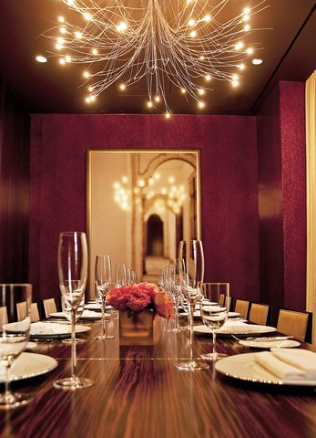 Waldorf Astoria Chicago - Private Dining Rooms