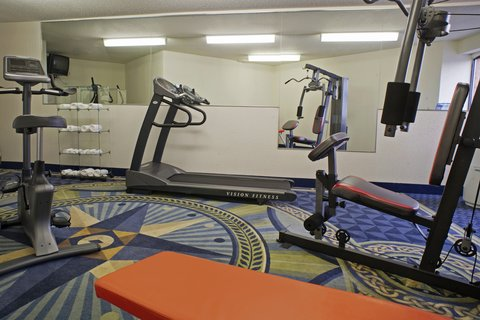 BEST WESTERN Grand Venice Hotel Wedding & Conference Center - Fitness Room