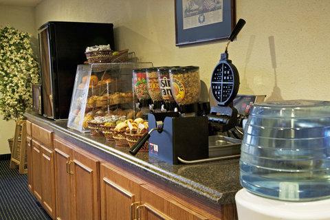 BEST WESTERN Grand Venice Hotel Wedding & Conference Center - Breakfast