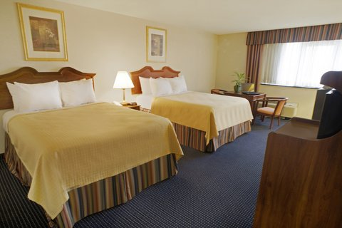 BEST WESTERN Grand Venice Hotel Wedding & Conference Center - Standard Double Queen room
