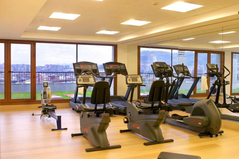 Hotel Ercilla Fitness-klubb