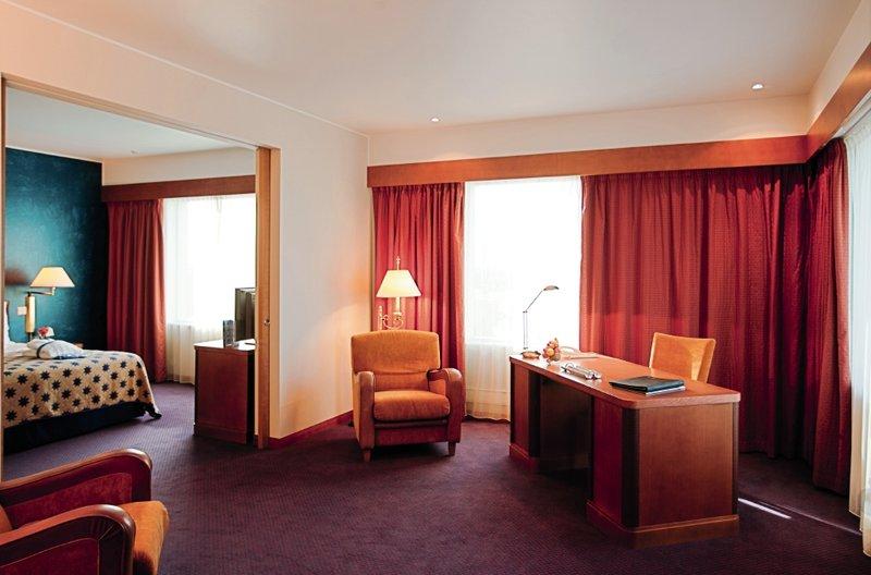 Radisson Blu Sky Hotel Tallinn Sviitti