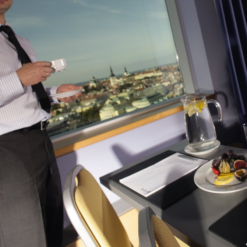 Radisson Blu Sky Hotel Tallinn Kokoustila