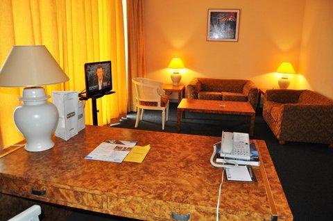 Hotel Mont Fébé - Suite