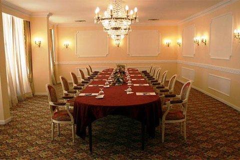 Hotel Mont Fébé - Meeting Room