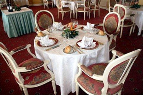 Hotel Mont Fébé - Restaurant Le Febe