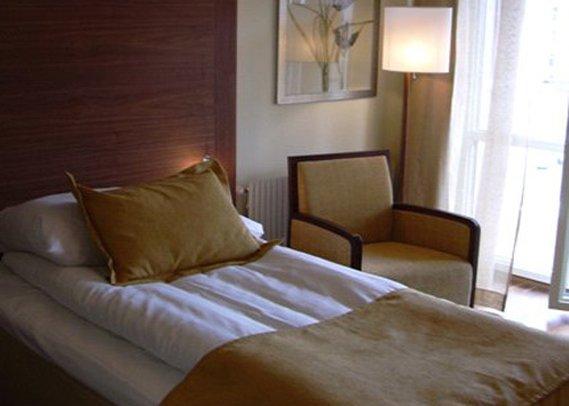 Clarion Collection Hotel Temperance Vista do quarto