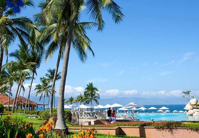 Marriott CasaMagna Puerto Vallarta Resort Buitenaanzicht