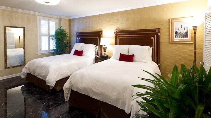 St Louis Hotel - New Orleans, LA