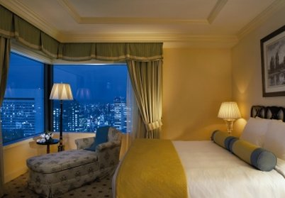 The Ritz-Carlton Osaka 套间