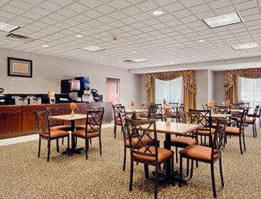 Ramada Harrisburg/Hershey Area - Breakfast Area