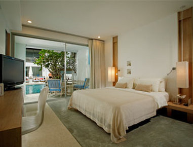 Ramada Phuket South Sea - Deluxe Club Room With Easy Pool Access