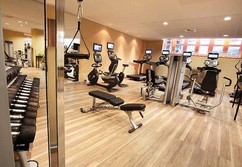 Cologne Marriott Hotel - Fitness Center