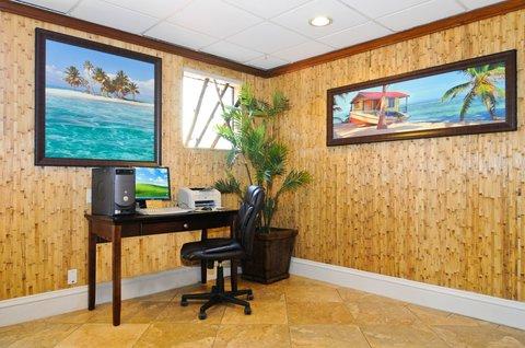 BEST WESTERN PLUS Oceanside Inn - Business Center