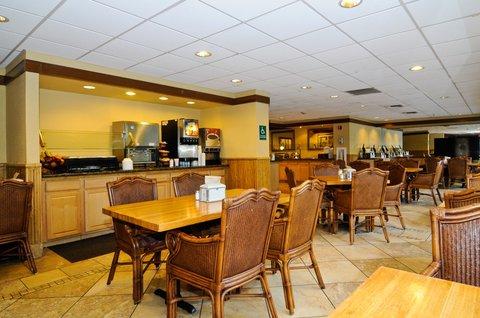 BEST WESTERN PLUS Oceanside Inn - Breakfast Area