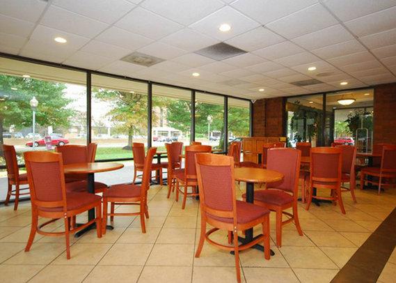 Comfort Inn Springfield Gastronomía