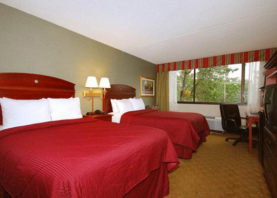 Comfort Inn Springfield Vista de la habitación