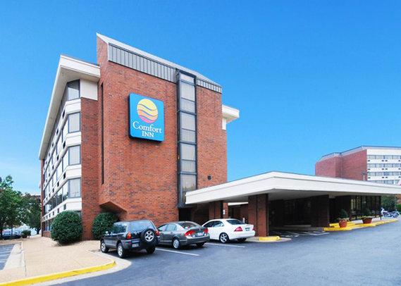 Comfort Inn Springfield Vista exterior
