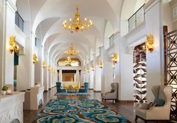 Renaissance Vinoy Resort & Golf Club - Lobby
