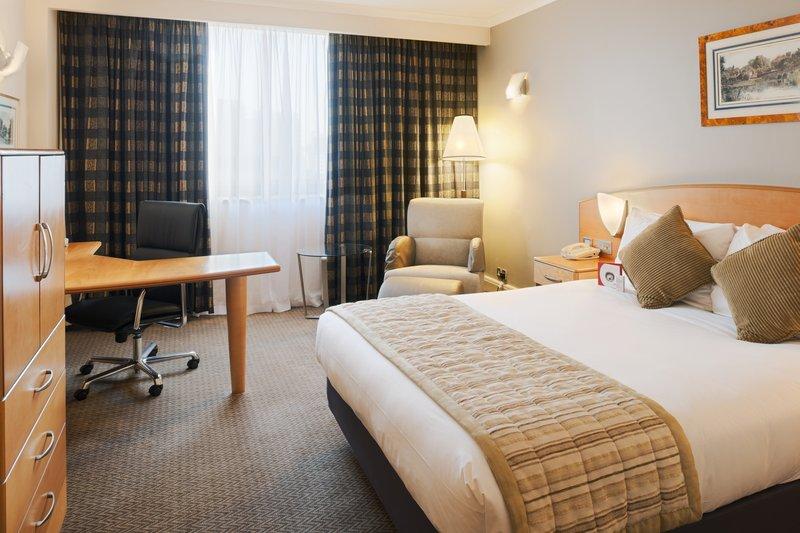 Crowne Plaza Hotel Leeds Kameraanzicht
