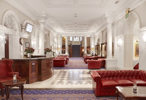 Thistle Exeter The Rougemont - Hotel Lobby