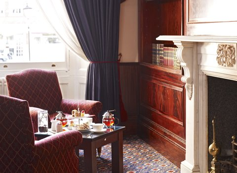 Thistle Exeter The Rougemont - Lounge