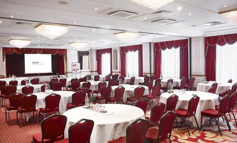 Thistle Exeter The Rougemont - Room