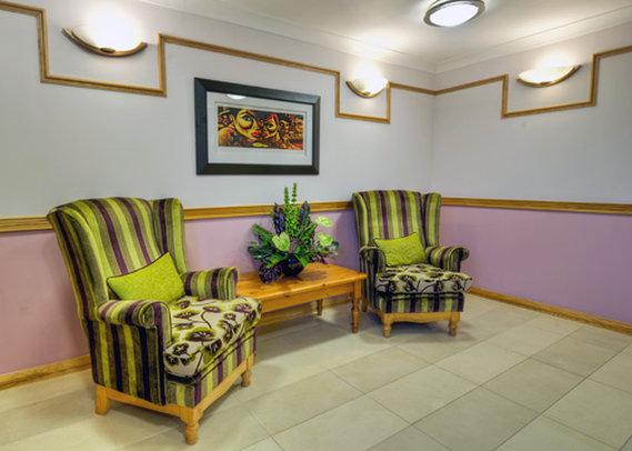 Clarion Hotel Carrickfergus 前厅