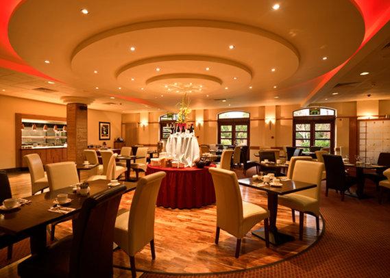 Clarion Hotel Carrickfergus 餐饮设施