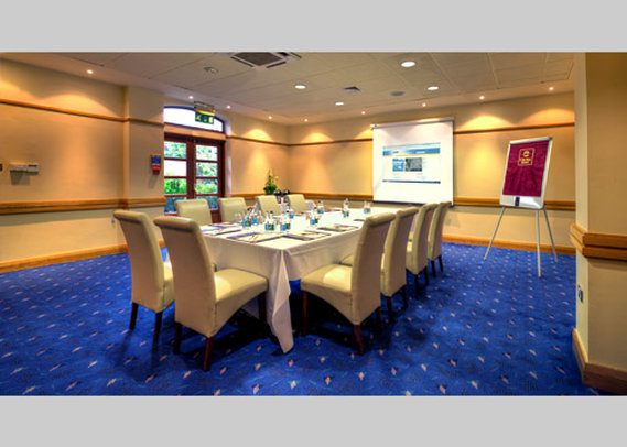 Clarion Hotel Carrickfergus 会议厅