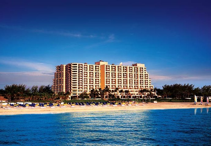 Marriott Harbor Beach Resort &amp; Spa