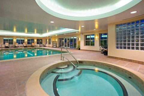 Homewood Suites by Hilton Albany Hotel - Indoor Pool   Whirlpool