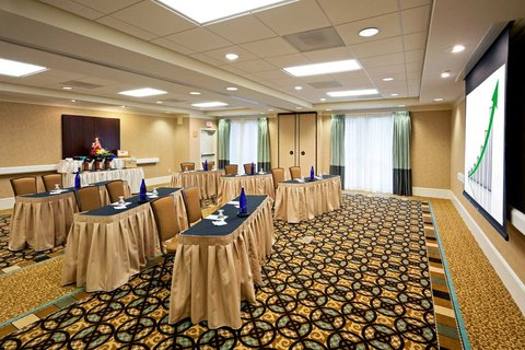 Homewood Suites by Hilton Albany Hotel - Meeting Room