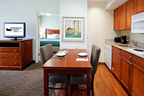Homewood Suites by Hilton Albany Hotel - One Bedroom Suite